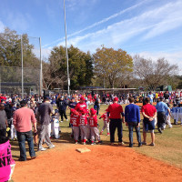 Baseball Opening Ceremonies, 2015