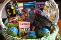 Easter Basket Ideas – 5yo Boy and 4yo Girl