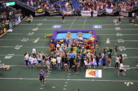 The Mascot Games